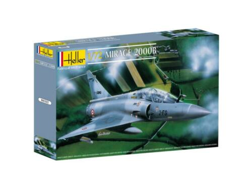 Heller Dassault Mirage 2000 B 1:72 (80322)