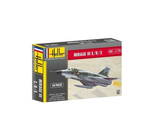 Heller Dassault Mirage III E 1:72 (80323)