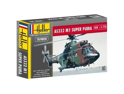 Heller Aerospatiale Super Puma AS 332 M1 1:72 (80367)