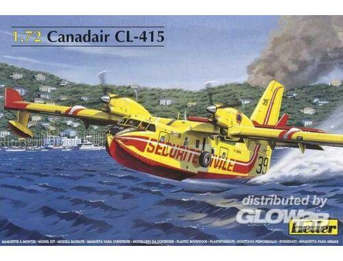 Heller Canadair CL 415 1:72 (80370)