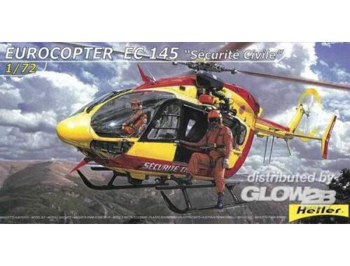 Heller Eurocopter Securite Civile 1:72 (80375)