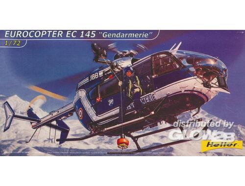Heller Eurocopter EC 145 Gendarmerie 1:72 (80378)