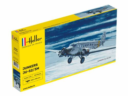 Heller Junkers Ju-52/3m 1:72 (80380)