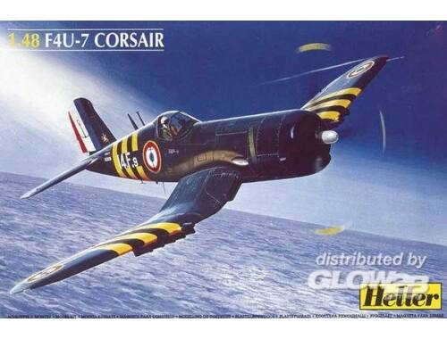 Heller Vought F4U-7 Corsair 1:48 (80415)