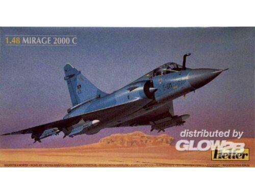 Heller Dassault Mirage 2000 C 1:48 (80426)