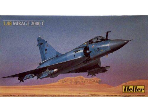 Heller Mirage 2000 C 1:48 (80426)