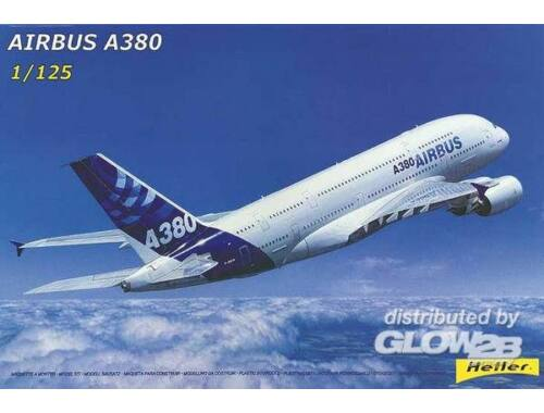 Heller Airbus A 380 1:125 (80438)