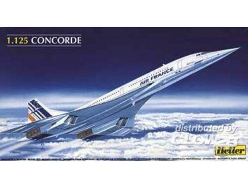 Heller Concorde 1:125 (80445)