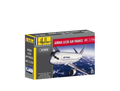 Heller Airbus A 320 1:125 (80448)