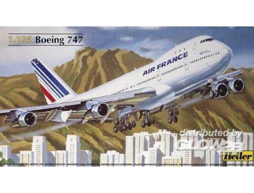 Heller Boeing 747 1:125 (80459)