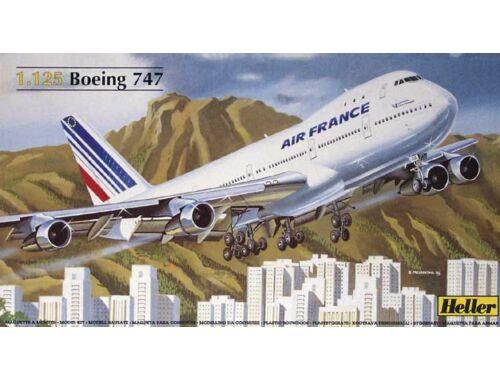 Heller B-747 AF 1:125 (80459)