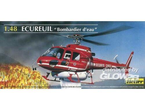 Heller Hubschrauber der Feuerwehr 1:48 (80485)