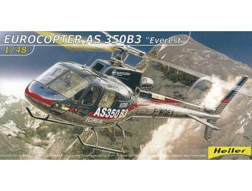 Heller Eurocopter AS 350 Everest 1:48 (80488)