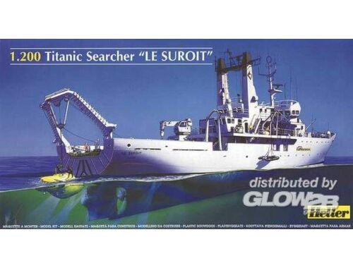 Heller Titanic Searcher Le Suroit 1:200 (80615)