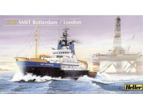 Heller Hochseeschlepper Smit Rotterdam 1:200 (80620)
