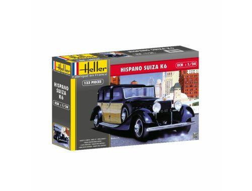 Heller Hispano Suiza K6 1:24 (80704)