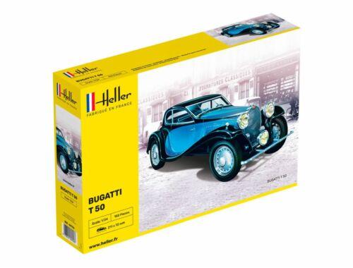 Heller Bugatti T 50 1:24 (80706)