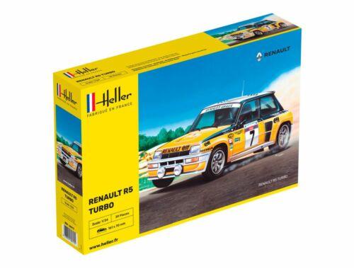 Heller Renault R5 Turbo 1:24 (80717)