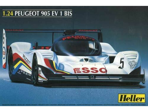 Heller Peugeot 905 EV 1 1:24 (80718)