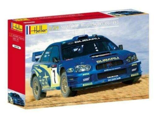 Heller SUBARU Impreza WRC'03 1:24 (80750)
