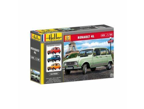 Heller Renault 4l 1:24 (80759)