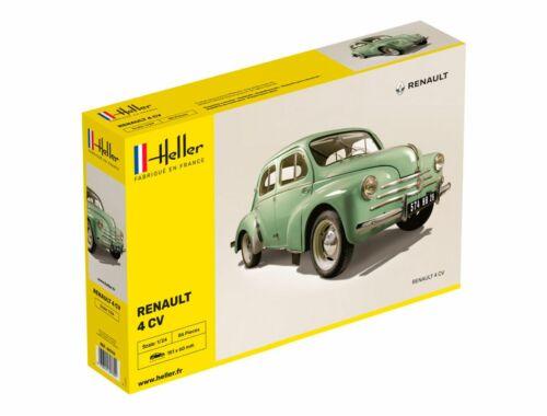 Heller Renault 4 CV 1:24 (80762)