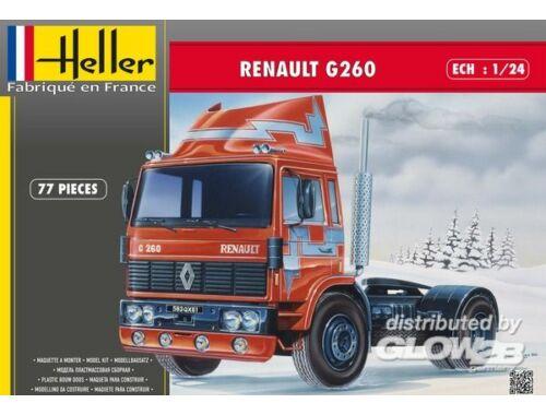 Heller Renault G 260 1:24 (80772)