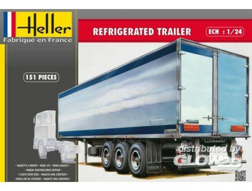 Heller Refrigerated trailer 1:24 (80776)
