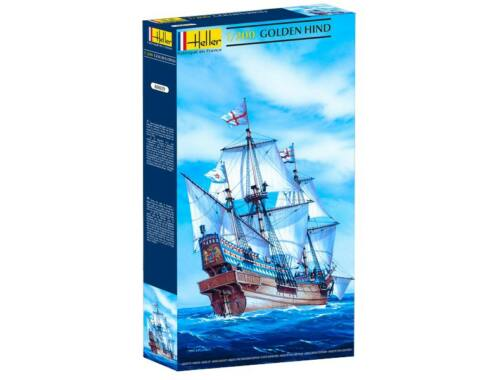 Heller Golden Hind 1:200 (80829)
