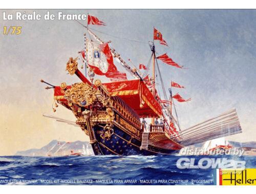 Heller La Réale de France 1:75 (80898)
