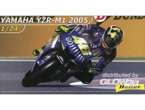 Heller Yamaha YZR-M1 2005 1:24 (80928)