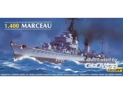 Heller Zerstörer Marceau (ex Z-31) 1:400 (81009)