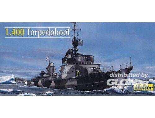 Heller Torpedoboot T-23 1:400 (81011)