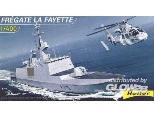 Heller Fregatte La Fayette 1:400 (81035)