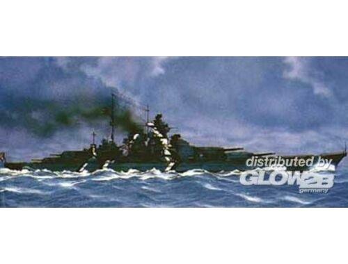 Heller Schlachtschiff Bismarck 1:400 (81078)