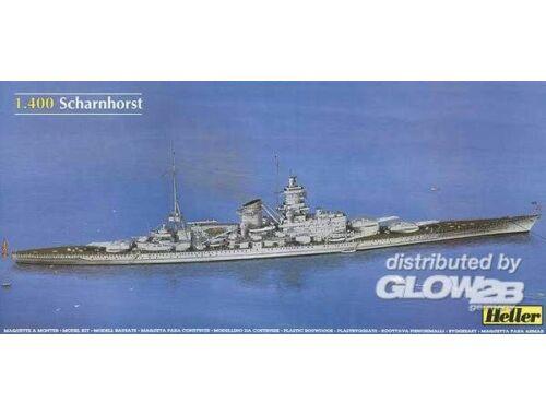 Heller Schlachtschiff Scharnhorst 1:400 (81085)