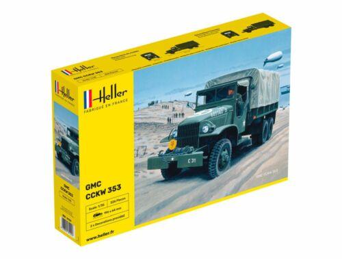 Heller GMC US-Truck 1:35 (81121)