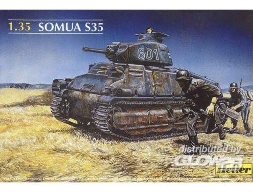 Heller Panzer Somua S35 1:35 (81134)