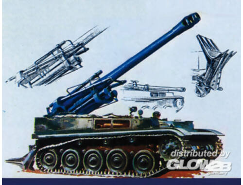 Heller AMX 13/155 1:35 (81151)