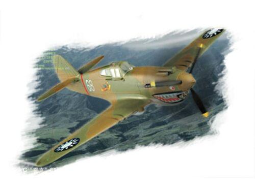 Hobby Boss P-40B/C ''HAWK''-81A 1:72 (80209)