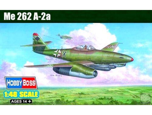 Hobby Boss Me 262 A-2a 1:48 (80376)