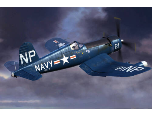 Hobby Boss F4U-5N Corsair esrly version 1:48 (80390)