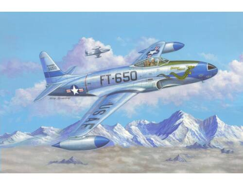 Hobby Boss F-80C Shooting Star fighter 1:48 (81725)
