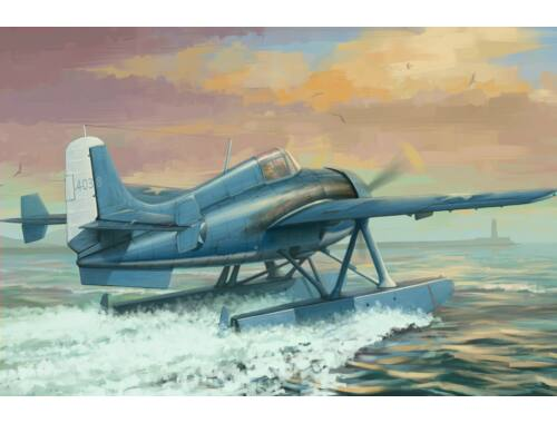 Hobby Boss US F4F-3S Wildcatfish 1:48 (81729)