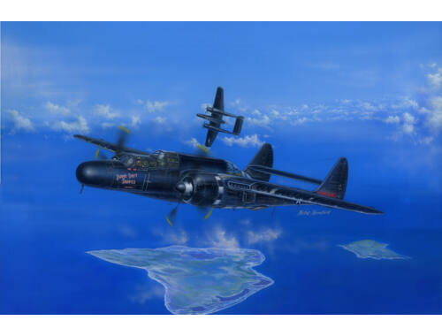 Hobby Boss US P-61B Black Widow 1:48 (81731)