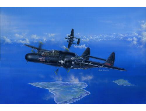 Hobby Boss US P-61B Black Widow 1:48 (81731)