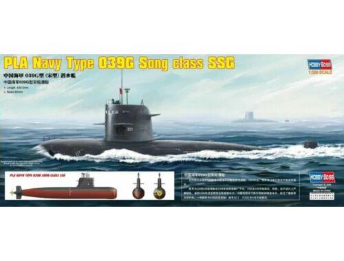 Hobby Boss PLA Navy Type 039G Song class SSG 1:200 (82001)