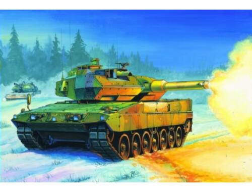 Hobby Boss Swedish Strv.122 Tank 1:35 (82404)