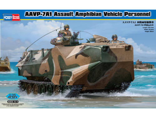 Hobby Boss AAVP-7A1 Assault Amphibian Vehicle Personnel 1:35 (82410)