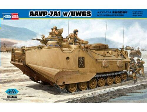 Hobby Boss AAVP-7A1 w/UWGS 1:35 (82412)
